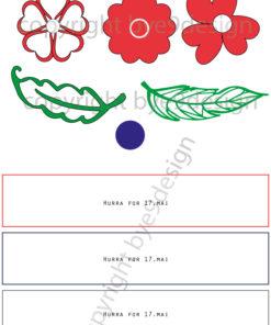 17.mai-papir—blomster—vimpler-og-servietter