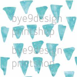 Tutti Frutti trekanter - bye9design - nordic design - scrapping