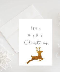 Nordic christmas - digital print - bye9design printshop