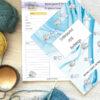 Strikkejournalen - med alt du trenger til strikkeprosjektene dine