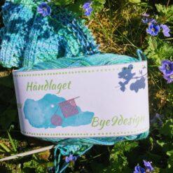 Magebånd til strikkede kluter og småstrikk