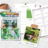 Hagejournal - for hageplanlegging, hagenotater og alt du vil huske