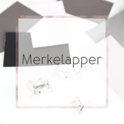 Merkelapper og etiketter