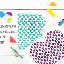 Tidskapsel til barna- printpakke