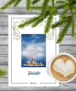 Julelister - listene som gir oversikt og mindre stress. Listene selges som pdf filer og kan redigeres før du skriver ut