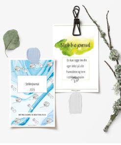 Strikkejournalen til dine strikkeprosjekt