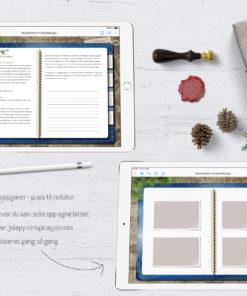 Digital juleplanlegger for iPad - Stressfri førjulstid